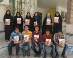 برترین دانش آموزان کانون لنده در کنکور 92