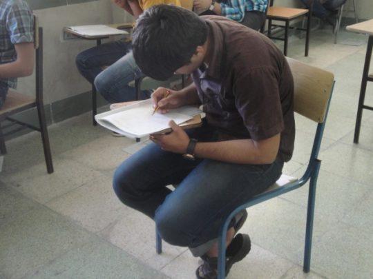 DSC04841 - عکس آخرین جلسه آزمون کانون 17 خرداد 92