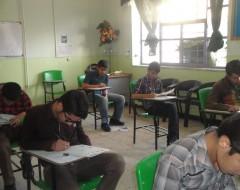 شاگرد اول ها ی کانون لنده در آزمون 28 شهریور93