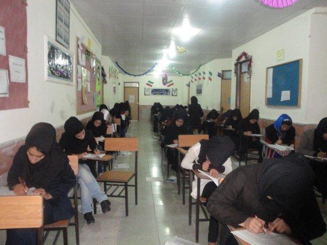 برترین های کانون لنده در آزمون 10 بهمن 93