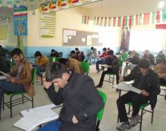 برترین های کانون لنده در آزمون 24 بهمن 93