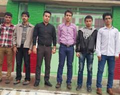 دانش آموزان ممتاز کانون در آزمون 22 اسفند 93