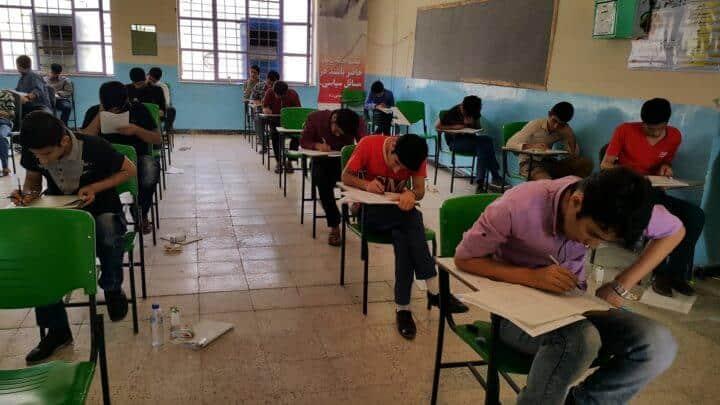 15 kh - برترین های کانون لنده در آزمون 15 خرداد 94