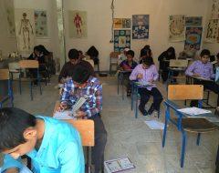 دانش آموزان ممتاز کانون لنده در آزمون 10 اردیبهشت 95