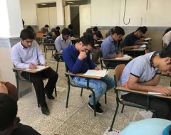 دانش آموزان ممتاز کانون لنده در آزمون 17 اردیبهشت 95