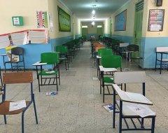 نتیجه اولین کنکور آزمایشی دانش آموزان لنده در تاریخ 21 خرداد 95