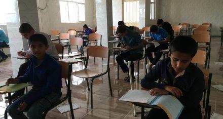 نتایج دانش آموزان کانون لنده در آزمون 6 اسفند 95