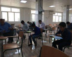 نتیجه آزمون 15 بهمن 95 کانون فرهنگی آموزش واحد لنده