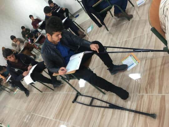 30 azar 97 - برترین های کانون لنده در آزمون ۳۰ آذر ماه ۹۷