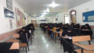 دانش آموزان برتر کانون لنده در ۱۲ اردیبهشت ۹۹